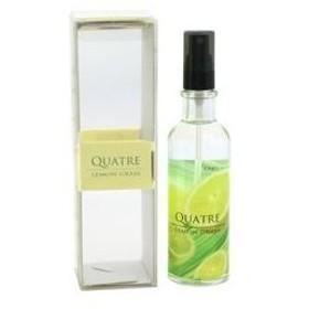 キャトル レモングラス オーデトワレ スプレータイプ 80ml QUATRE 香水 QUATRE LEMON GRASS