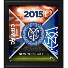 Fanatics Authentic ファナティクス オーセンティック スポーツ用品  Fanatics Authentic New York City FC Framed