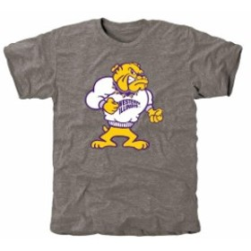 Fanatics Branded ファナティクス ブランド スポーツ用品  Western Illinois Leathernecks Gray Auxiliary Logo Tri-Bl