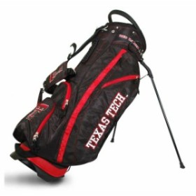 Team Golf チーム ゴルフ スポーツ用品  Texas Tech Red Raiders Fairway Stand Golf Bag