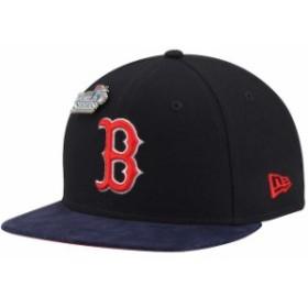 New Era ニュー エラ スポーツ用品  New Era Boston Red Sox Navy Pin Collection 9FIFTY Adjustable Snapback Hat