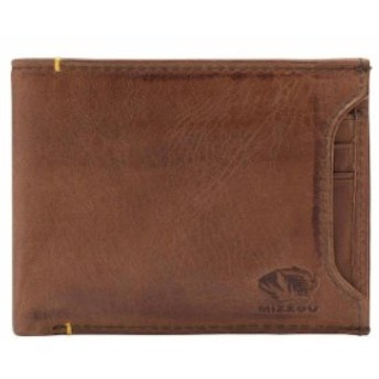 Jack Mason Brand ジャック メイソン ブランド スポーツ用品 Missouri Tigers - Campus Sliding 2-in-1 Wallet