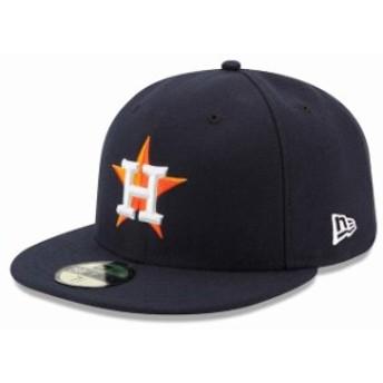 New Era ニュー エラ スポーツ用品 New Era Houston Astros Navy Home Authentic Collection On Field 59FIFTY Performance