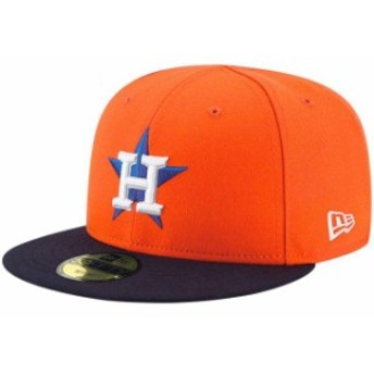 New Era ニュー エラ スポーツ用品 New Era Houston Astros Infant Orange Authentic Collection On-Field My First 59FIFTY