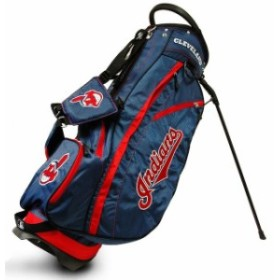 Team Golf チーム ゴルフ スポーツ用品  Cleveland Indians Fairway Stand Golf Bag