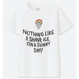 KIDS ザ・ブランズ ハワイアンロコ UT マツモトシェイブアイス (グラフィックTシャツ・半袖)