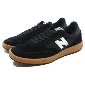 ニューバランス ヌメリック NM440GYG [サイズ:26.5cm (US8.5) Dワイズ] [カラー:ブラック×ホワイト×ガム] NEW BALANCE