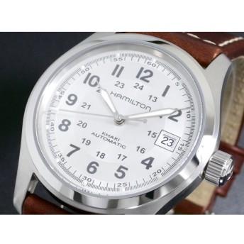 ハミルトン HAMILTON カーキフィールド オート 自動巻き 腕時計 H70455553