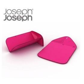 ジョセフジョセフ JosephJoseph リンス&チョップ プラス ピンク ジョゼフ 600858