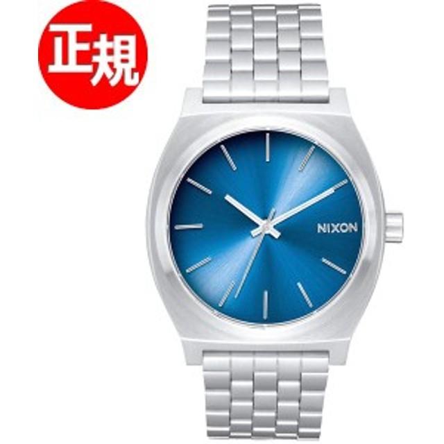 7d6f9f396b ニクソン NIXON タイムテラー TIME TELLER 腕時計 メンズ/レディース ブルー/フロート NA0452797-00