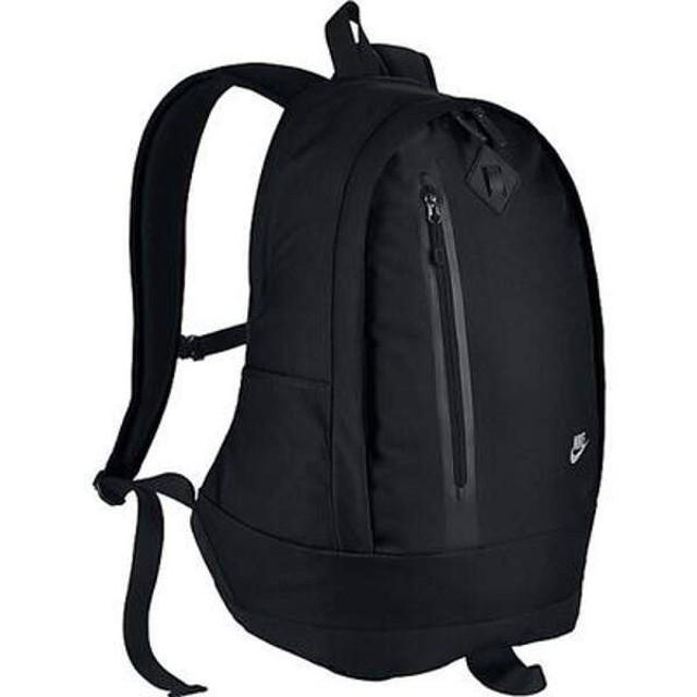 ナイキ NSW シャイアン3.0 ソリッドバックパック [カラー:ブラック×ウルフグレー] [サイズ:51×31×16cm] #BA5230-010 NIKE