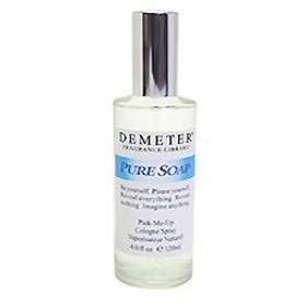 ディメーター ピュアソープ (箱なし) オーデコロン スプレータイプ 120ml DEMETER 香水 PURE SOAP PICK ME UP COLOGNE