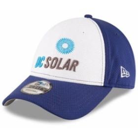 New Era ニュー エラ スポーツ用品  New Era Kyle Larson White DC Solar Driver 9FORTY Adjustable Hat