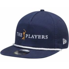 New Era ニュー エラ スポーツ用品  New Era Navy THE PLAYERS Golfer 9FIFTY Adjustable Snapback Hat