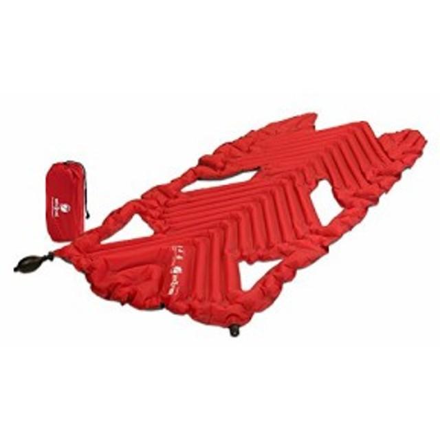 KLYMIT(クライミット) イナーシャ X ウェイブ パッド INERTIA-X WAVE PAD (Red) [並行輸入品]