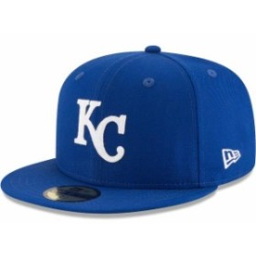 New Era ニュー エラ スポーツ用品  New Era Kansas City Royals Royal Cooperstown Inaugural Season 59FIFTY Fitted Hat