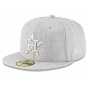 New Era ニュー エラ スポーツ用品  New Era Houston Astros Gray Twisted Frame 59FIFTY Fitted Hat