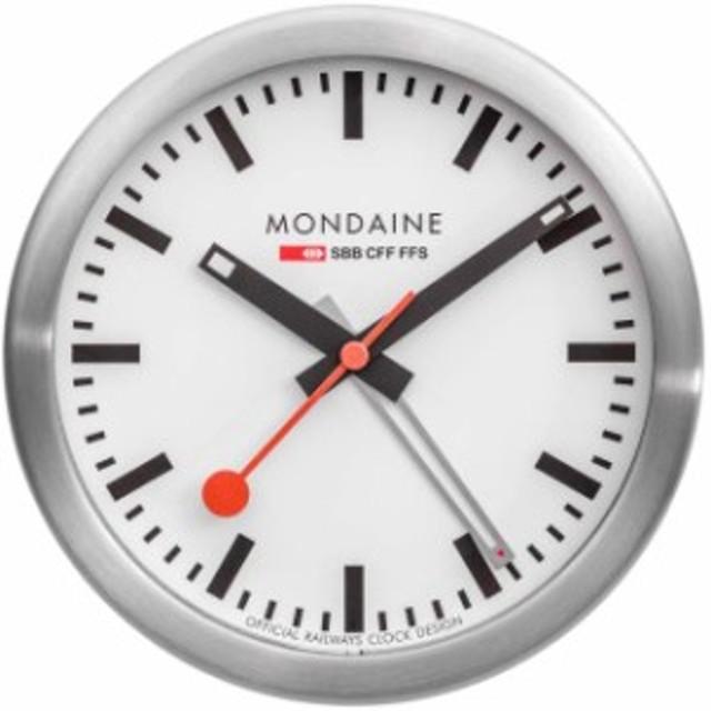 mondaine モンディーン ファッション 女性用 アクセサリー 時計 mondaine mini-desk-clock