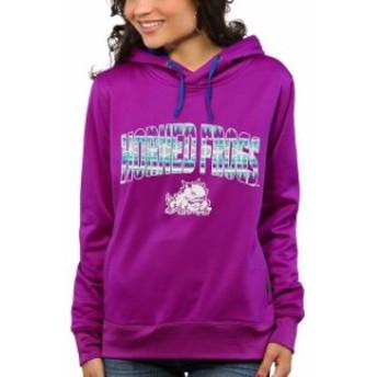 Step Ahead Sportswear ステップ アヘッド スポーツウェア スポーツ用品 TCU Horned Frogs Womens Purple Sport F