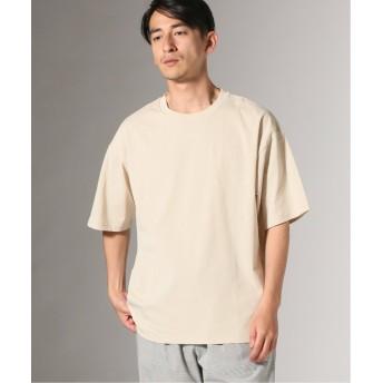【40%OFF】 ジャーナルスタンダード 40/2キョウネン クルーネック ショートスリーブ Tシャツ メンズ ベージュ S 【JOURNAL STANDARD】 【セール開催中】