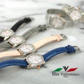 Izax Valentino アイザックバレンチノ レディース ソーラーウォッチ 全6デザイン アクアベース別注 ソーラーモデル