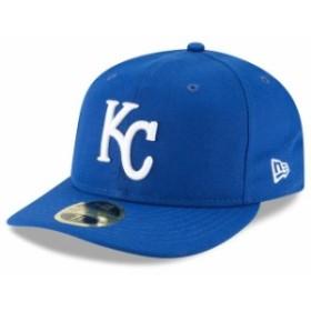 New Era ニュー エラ スポーツ用品  New Era Kansas City Royals Royal Fan Retro Low Profile 59FIFTY Fitted Hat