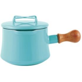 DANSK コベンスタイルホーロー鍋 片手鍋 径15cmティール