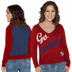 Touch by Alyssa Milano タッチ バイ アリッサ ミラノ 服 スウェット Touch by Alyssa Milano St. Louis Cardinals Wo