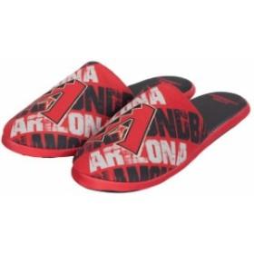 Forever Collectibles フォーエバー コレクティブル スポーツ用品  Arizona Diamondbacks Red Digital Print Slipper