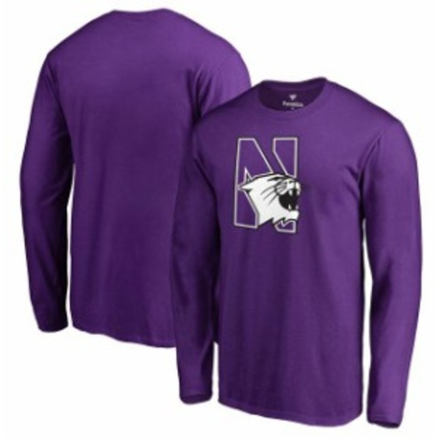 Fanatics Branded ファナティクス ブランド スポーツ用品  Fanatics Branded Northwestern Wildcats Purple Primary Te