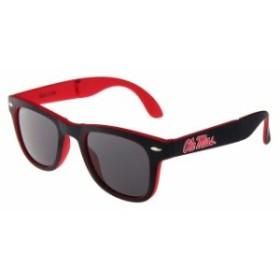 Glass-U グラスユー スポーツ用品  Ole Miss Rebels Foldable Sunglasses