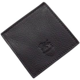 イルビゾンテ IL BISONTE コインケース メンズ レディース C0615-P-153 54-1-5472300041 ブラック ブラック