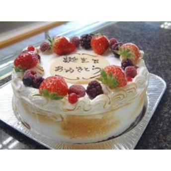 バースデーケーキ ホールアイスケーキ S 誕生日 母の日