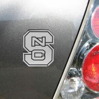 Pro Mark プロ マーク スポーツ用品 NC State Wolfpack Premium Metal Auto Emblem