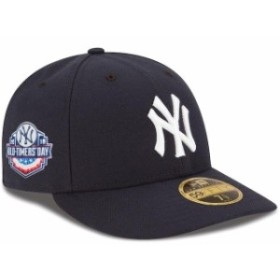 New Era ニュー エラ スポーツ用品  New Era New York Yankees Navy 2018 Old Timers Day Low Profile 59FIFTY Fitted Hat