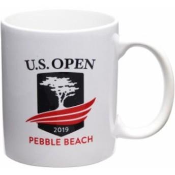 Tournament Solutions トーナメント ソリューションズ スポーツ用品 2019 U.S. Open White Hampton Mug