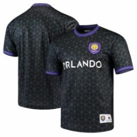 Mitchell & Ness ミッチェル アンド ネス スポーツ用品  Mitchell & Ness Orlando City SC Black Equaliser T-Shirt