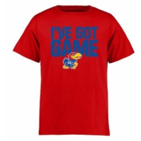 Fanatics Branded ファナティクス ブランド スポーツ用品  Kansas Jayhawks Youth Red Got Game T-Shirt
