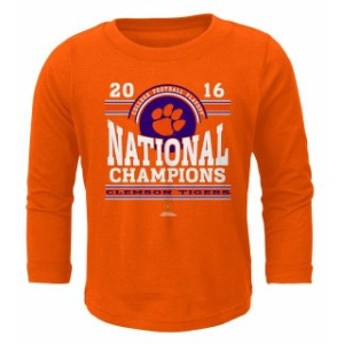 Outerstuff アウタースタッフ スポーツ用品 Clemson Tigers Toddler Orange College Football Playoff 2016 National Cha