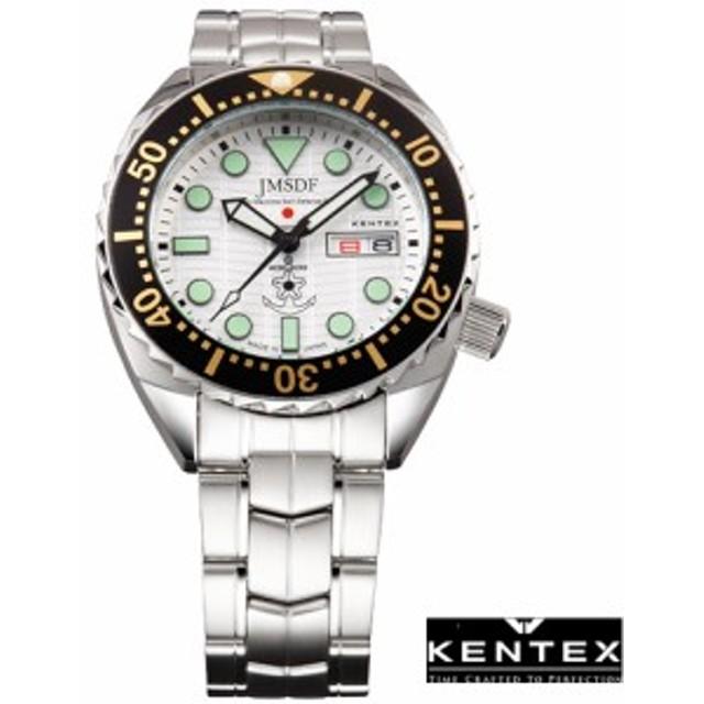ケンテックス 腕時計 メンズ KENTEX JSDF プロ 海上自衛隊モデル S649M-01