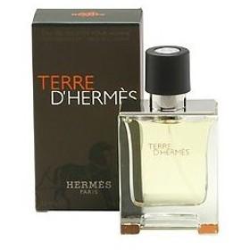 テール ドゥ エルメス (箱なし) オーデトワレ スプレータイプ 50ml HERMES 香水 TERRE D HERMES
