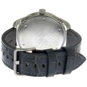 ニクソン NIXON クオーツ メンズ 腕時計 A465-2145 ブラック ブラック