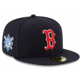 New Era ニュー エラ スポーツ用品  New Era Boston Red Sox Navy 2018 Jackie Robinson Day 59FIFTY Fitted Hat