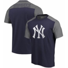 Majestic Threads マジェスティック スレッド スポーツ用品  Majestic Threads New York Yankees Navy/Gray Color Blo
