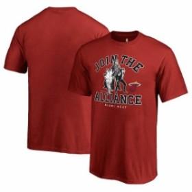 Fanatics Branded ファナティクス ブランド スポーツ用品  Fanatics Branded Miami Heat Youth Cardinal Star Wars All