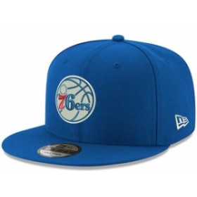New Era ニュー エラ スポーツ用品  New Era Philadelphia 76ers Royal Unite 9FIFTY Snapback Adjustable Hat