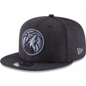 New Era ニュー エラ スポーツ用品  New Era Minnesota Timberwolves Blue Twisted Frame 9FIFTY Adjustable Hat