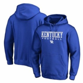 Fanatics Branded ファナティクス ブランド スポーツ用品  Fanatics Branded Kentucky Wildcats Royal True Sport Foot