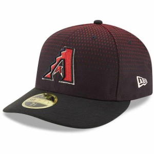 スポーツ用品 New Era New Era Arizona Diamondbacks Black 2019 MLB All-Star Game On-Field Low Profile 59FIFTY Fitted Hat ニュー エラ