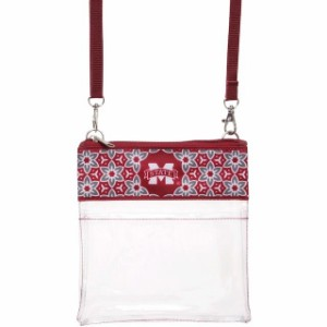 Desden Mississippi State Clear Gameday Crossbody Bag